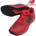 ニューバランス New Balance テニスシューズOC 2E MCO796-N2 メンズ レディース テニスシューズ オムニ クレーコート 練習 部活 試合 レッド 赤