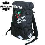 アスレタ ATHLETA バックパック 25L SP101S サッカー フットサル リュック ジュニア 子ども ブラック 黒