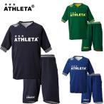 アスレタ ATHLETA リバーシブルプラクティス上下セット 02260 フットサル サッカー シャツ パンツ