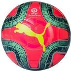 プーマ puma LA LIGA 1 ミニ 083402-02 サッカーボール 1号球 2019-2020 レプリカ ミニボール ピンク