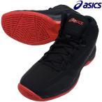 アシックス asics ゲルインプルーブ 1124A005-003 ジュニア GEL-IMPROVE バスケットボールシューズ バッシュ ミニバス 練習 試合 ブラック 黒
