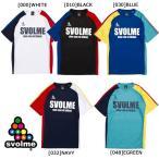 スボルメ SVOLME マルチカラープラシャツ 161-67100 サッカー フットサル プラクティスシャツ 半袖
