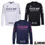 スボルメ SVOLME シンプルロゴロンプラTシャツ 164-35100 サッカー フットサル ウェア