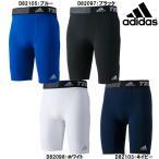 アディダス adidas ショートスパッツ AJ452 サッカー ランニング バスケ スパッツ インナー メンズ