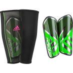 アディダス サッカー adidas コンプレッションガード付き シンガードすねあて ゴーストプロ BCR83-AH7776