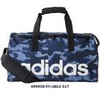 アディダス adidas リニアロゴチームバッグS BVB05 サッカー 合宿 ドラムバッグ