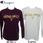 チャンピオン レディース バスケ プラクティスシャツ ロングTシャツ 長袖 CBLM2422 バスケット ウェア