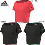アディダス adidas GYT74 SEASONAL TRAININGクライマチルスタイルTシャツ スポーツウェア レディース