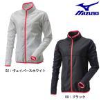 ミズノ mizuno レディース マラソン ランニング ウインドブレーカー ミドラージャケット J2MC6700