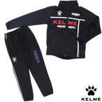 ケルメ KELME サッカー フットサル トレーニングウェア 上下セット ウォームアップスーツ ジャージ KCF119