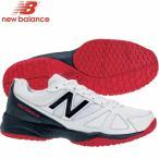 ニューバランス テニスシューズ MC406 2E-WN1 テニス シューズ