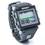 スピンツォ サッカー  レフリー ウォッチ 審判用 時計 SPT130-GR  腕時計