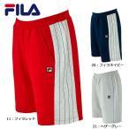 フィラ FILA ハーフパンツ VM5208 テニス メンズ ショートパンツ 半ズボン テニスパンツ