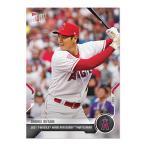 大谷翔平 #496 オールスター ホームランダービー出場記念カード (2021 MLB TOPPS NOW Shohei Ohtani)ベースボールカード グッズ