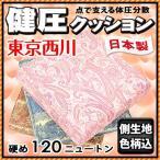 ショッピング西川 東京西川 日本製 健圧クッション 色柄おまかせ 40×40cm 正方形 シートクッション 座布団