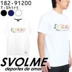 スボルメ GO!GO!サマーロゴTシャツ 182-91200