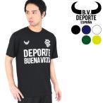 ブエナビスタ デポルテ プラシャツ BASIC LOGO PRACTICE S/S TEE BDTR-0221