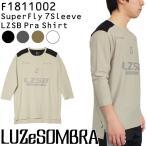 ショッピングSuperfly ルースイソンブラ プラクティスシャツ SUPERFLY 7SLEEVE LZSB プラシャツ F1811002