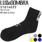 ショッピングmiddle ルースイソンブラ 靴下 ソックス ACTIVE MIDDLE SOX S1614635