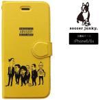 サッカージャンキー スマホケース 手帳型 iPhone6/6S BAD BOY2 SJFL001