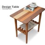 サイドテーブル サイド テーブル ベッド 北欧