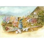 グリーティングカード「Flower Garden 2