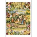 グリーティングカード「Victria Spring�