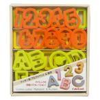 クッキー抜き型 アルファベット&数字 751 タイガークラウン ケーキランド CAKELAND