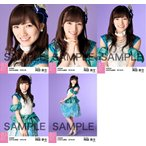 岡田奈々 個別生写真 AKB48 2016年03月度 回遊魚のキャパシティ 5枚コンプ