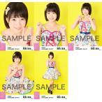 朝長美桜 生写真 AKB48 16.07 個別 10thアニバーサリ