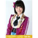 朝長美桜 生写真 AKB48 同時開催コンサート 祝賀会 B