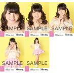大和田南那 生写真 AKB48 2016.10 個別 ギンガムチェック コンプ