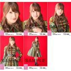 入山杏奈 生写真 AKB48 2016.12月 個別 M.T.に捧ぐ 5