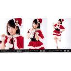 高橋朱里 生写真 AKB48 2016.December 2 月別12月 3種コンプ