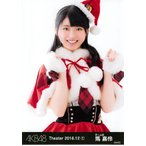 馬嘉伶 生写真 AKB48 2016.December 1 月別12月 B