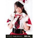 篠崎彩奈 生写真 AKB48 2016.December 1 月別12月 B