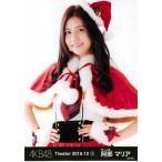 阿部マリア 生写真 AKB48 2016.December 1 月別12月 A