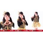 市川愛美 生写真 第6回AKB48紅白対抗歌合戦 3種コンプ