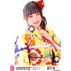 薮下柊 生写真 AKB48 グループリクエストアワー2017 ランダム