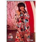 湯本亜美 生写真 第6回 AKB48紅白対抗歌合戦 DVD封入