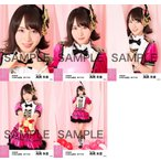 高橋朱里 生写真 AKB48 2017年02月 個別 ピンク鼓笛隊 5種コンプ