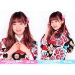 湯本亜美 生写真 AKB48 49thシングル 選抜総選挙 ラン