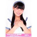 安田叶 生写真 AKB48 49thシングル 選抜総選挙 ランダ