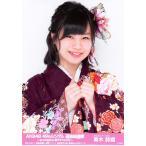青木詩織 生写真 AKB48 49thシングル 選抜総選挙 ラン