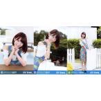 田中菜津美 生写真 AKB48 49thシングル 選抜総選挙 ロケ生写真 vol.1 3種コンプ