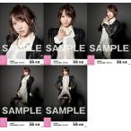 高橋朱里 生写真 AKB48 2018年01月 個別 「黒レース」衣装 5種コンプ