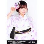 左伴彩佳 生写真 AKB48 53rdシングル 世界選抜総選挙