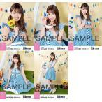 加藤玲奈 生写真 AKB48 2018年08月 vol.1 個別 5種コ
