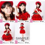 柏木由紀 生写真 AKB48 2018年12月 vol.2 個別 5種コンプ画像