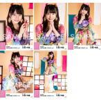 久保怜音 生写真 AKB48 2019年01月 vol.1 個別 5種コ